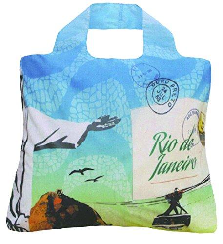 Envirosax reusable shopping bag. Rio de Janeiro