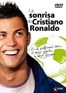 The Smile Of Cristiano Ronaldo ( La Sonrisa De Cristiano Ronaldo ) [ NON-USA FORMAT, PAL, Reg.0 Import - Spain ]