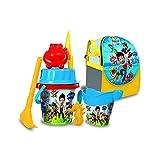 GENERAL DE JUGUETES General de juguetes11112Paw Patrol Mochila Set con complementa