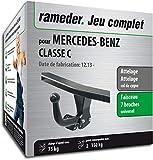 Rameder Attelage démontable avec Outil pour Mercedes-Benz Classe C + Faisceau 7 Broches (129869-11851-1-FR)
