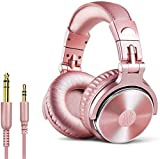 OneOdio Over Ear Headphones for Women and Girls, Wired Bass Stereo Sound Headsets