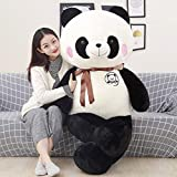 Zhangmeiren Juguete De Peluche Panda Gigante Oso De Peluche Abrazo Oso Muñeca Linda Muñeca De Trapo ...