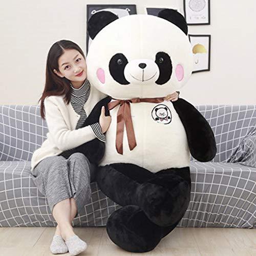 Zhangmeiren Juguete De Peluche Panda Gigante Oso De Peluche Abrazo Oso Muñeca Linda Muñeca De Trapo Regalo (Size : 160cm)