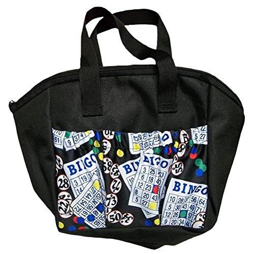 NEW!!! Bingo #1 Dauber 6 Pocket Tote Bag by SII INTL