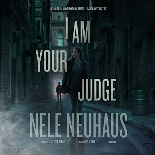 I Am Your Judge audiobook cover art