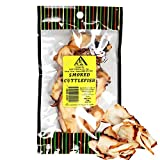 Asia Trans Smoked & Dried Cuttlefish Tako | Hawaiian Seafood Jerky | Low-Fat, Low-Calorie Snack (2.25 oz)