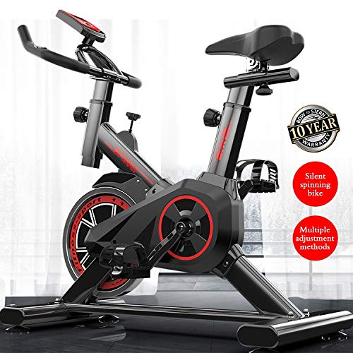 Fantastic Prices! Exercise Bike For Home Spinning Bicycle Indoor Cycling Bike Ultra-Quiet Fitness Bi...