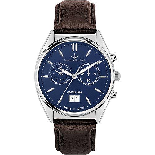 orologio cronografo uomo Lucien Rochat Lunel elegante cod. R0471610004
