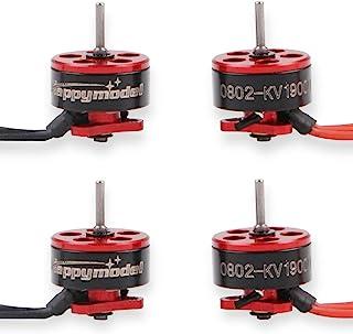 4pcs 0802 19000KV Brushless Motors 1S SE0802 Micro Drone Motor for Snapper7 Mobula6 Micro FPV Racing Drone