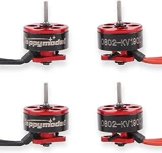 4pcs 0802 19000KV Brushless Motors 1S SE0802 Micro Drone Motor for Micro FPV Racing Drone Like Snapper7