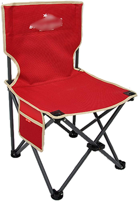 Angeln Stuhl Angeln Hocker Tragbare Falten Angeln Hocker Outdoor Multifunktionale Leichte Reise Angeln Stuhl (Farbe   Multi-ColGoldt, Größe   60  35  35cm)