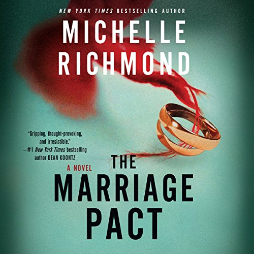 The Marriage Pact     A Novel              By:                                                                                                                                 Michelle Richmond                               Narrated by:                                                                                                                                 Tom Taylorson                      Length: 13 hrs and 7 mins     169 ratings     Overall 4.1
