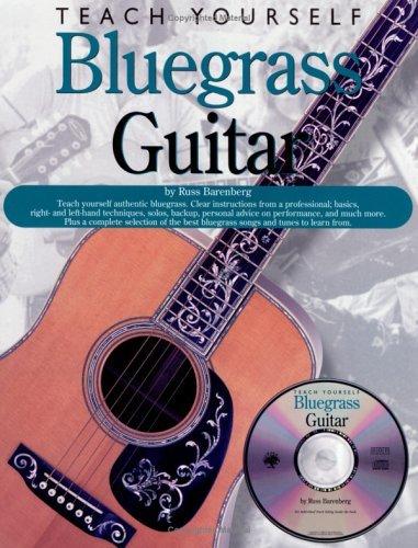 Teach Yourself Bluegrass Guitar (English Edition)