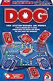 Schmidt Spiele 49201 Dog, Den letzten beissen die Hunde, Familienspiel
