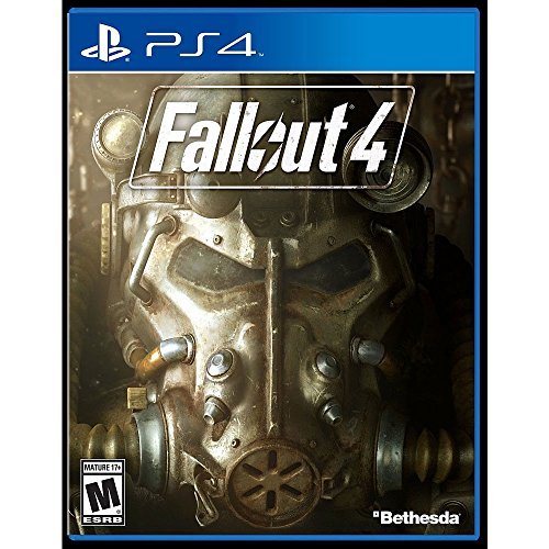Bethesda Softworks Fallout 4 (PS4) - Video Game