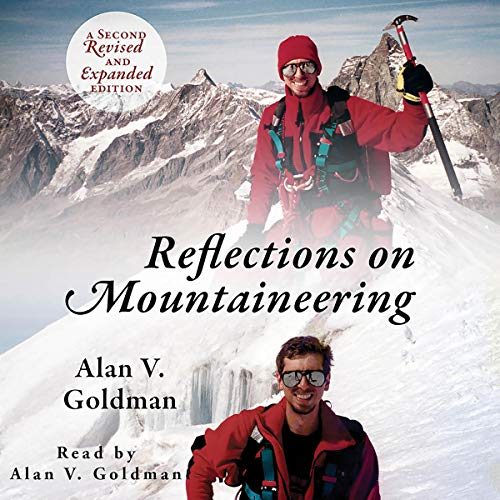 Couverture de Reflections on Mountaineering