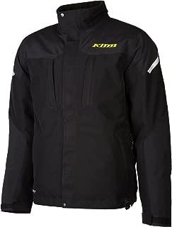 Klim Keweenaw Parka Men's Ski Snowmobile Jacket - Black/Large