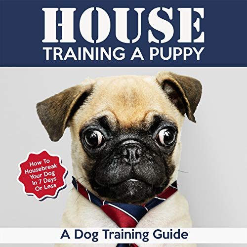 House Training a Puppy audiobook cover art