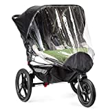 Baby Jogger Weather Shield Stroller Cover - Summit X3 Double Stroller
