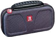 Deluxe Travel Case Black for Nintendo Switch Lite