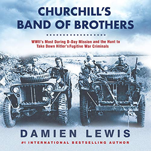 Churchill's Band of Brothers cover art
