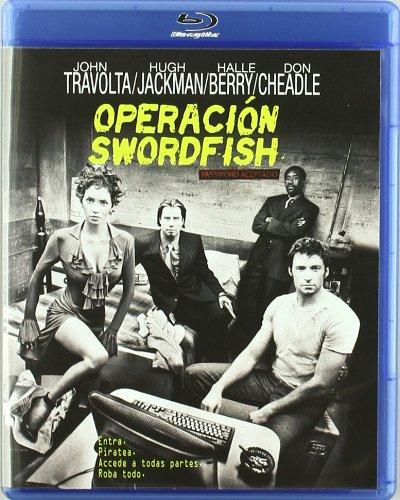 Operacion Swordfish Blu-Ray [Blu-ray]