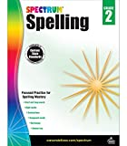 Spectrum | Spelling Workbook | 2nd Grade, 208pgs