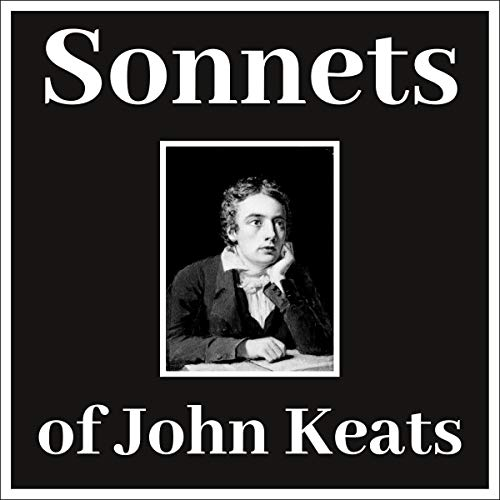 Page de couverture de Sonnets of John Keats