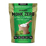 Monk Zero - Monk Fruit Sweetener, Non-Glycemic, Keto Approved, Zero Calories, 1:1 Sugar Substitute...