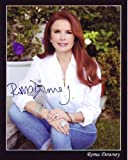 Roma Downey Autographed Photo