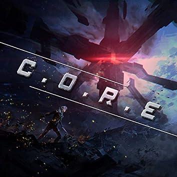C.O.R.E (パニシング:グレイレイヴン 黒星の失墜 BGM )