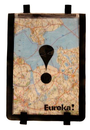 Eureka! Pochette Transparente pour Carte 30,5 x 115 (44,5 cm)