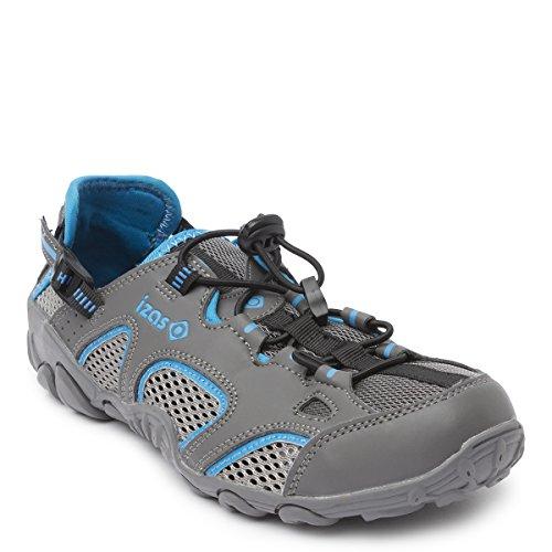 IZAS IUFFO00511BV/DG46 Chaussure d'eau Mixte Adulte, Blue River/Gris Foncé, Taille : 46