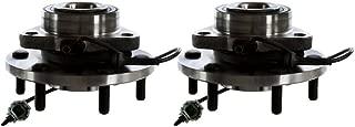 Prime Choice Auto Parts HB615068PR Front Pair 2 Wheel Hub...