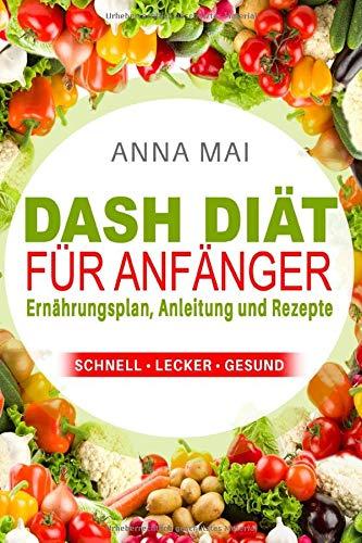 DASH Diät für Anfänger: Ernährungsplan, Anleitung und Rezepte