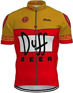 comprar comparacion Moxilyn Camisetas de Ciclismo para Hombre, Camiseta Corta, Top de Ciclismo, Jerseys de Ciclismo, Ropa de Ciclismo, Mountai...