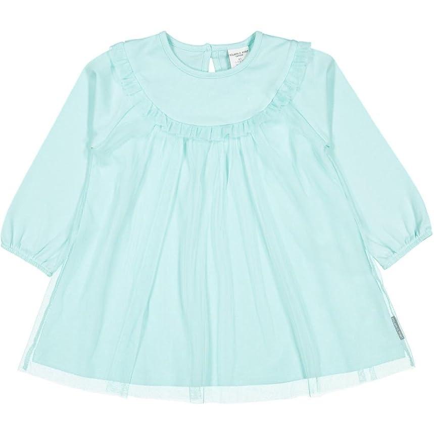 Polarn O. Pyret Tulle Flounce Dress (Baby)