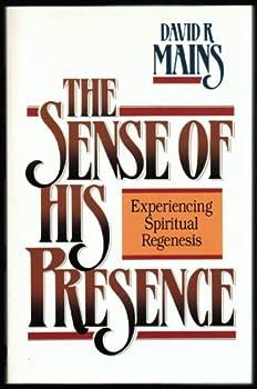 The Sense of His Presence 084993107X Book Cover