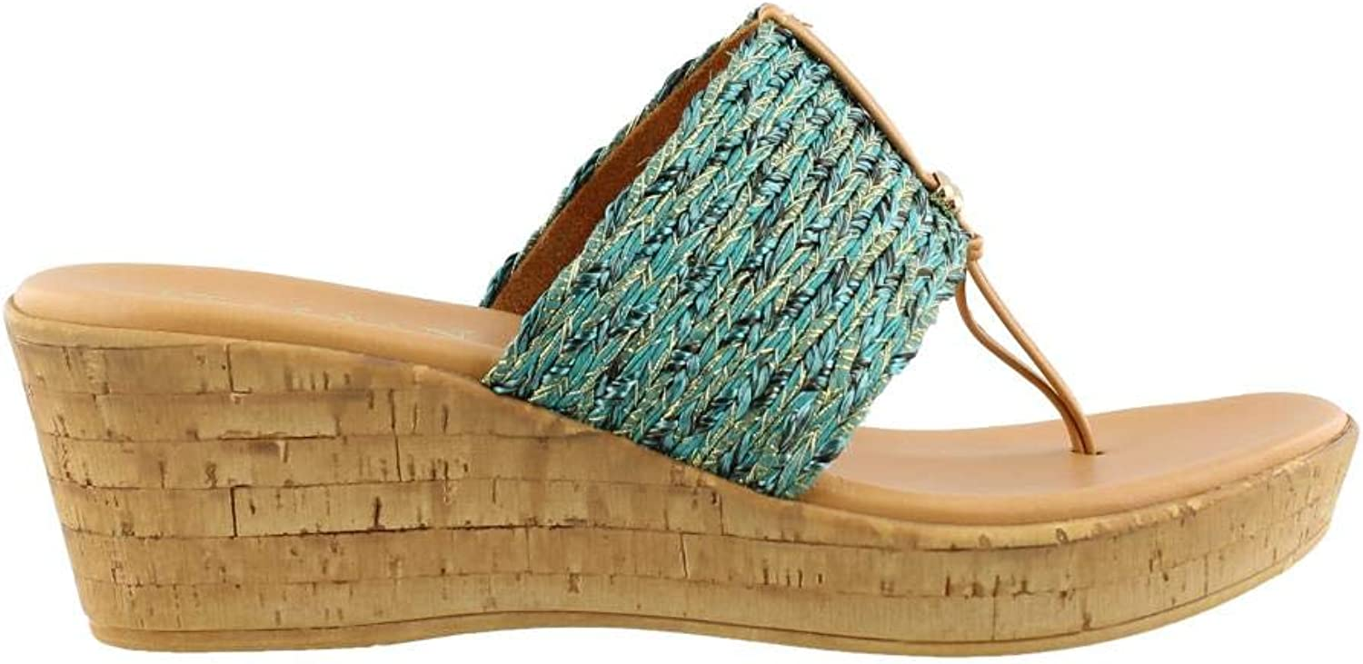 Italian shoesmakers Women's, Angeles Thong Sandals