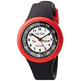 [カクタス] キッズ腕時計 10気圧防水 CAC-92-M01 正規輸入品 ブラック