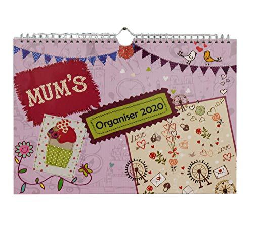 2020 Mum's Family Organiser,Week...