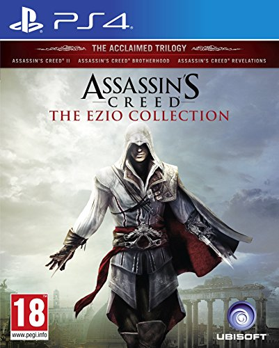 Assassin's Creed: The Ezio Collection [AT-PEGI] (PS4)
