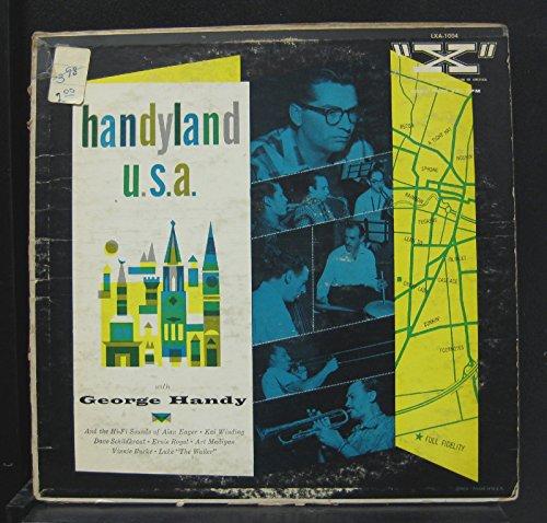 George Handy - Handyland U.S.A. - Lp Vinyl Record