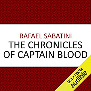Captain Blood (Audiobook) by Rafael Sabatini | Audible com