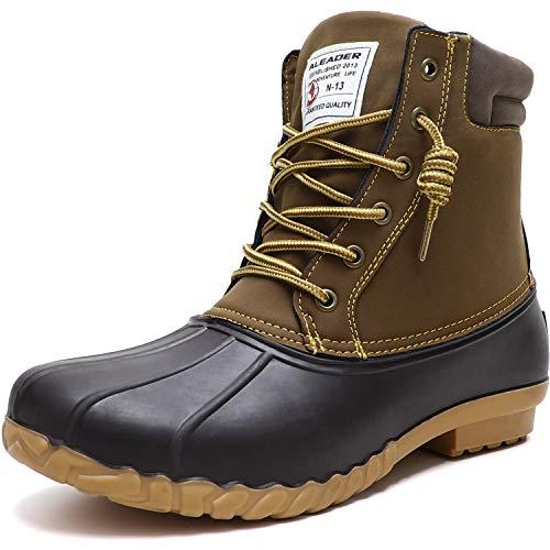 ALEADER Men's Duck Boot