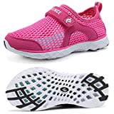 CIOR Boys & Girls Water Shoes Kids Swim Shoes Amphibious Aqua...