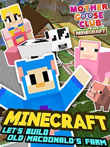 Clip: Mother Goose Club: Minecraft Let's Build Old MacDonald's Farm