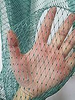 ヘビーデューティーナイロン手すり階段ネッティング子供の安全ネットビル落下防止安全ネットバルコニーセキュリティガード子供のためのペット (1mx8m)