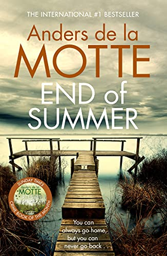 End of Summer: The international bestselling, award-winning crime book you must read this summer (Seasons Quartet) (English Edition)