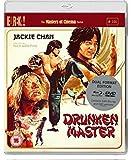 Drunken Master (1978) [Masters of Cinema] Dual Format (Blu-ray & DVD) edition [Reino Unido] [Blu-ray]